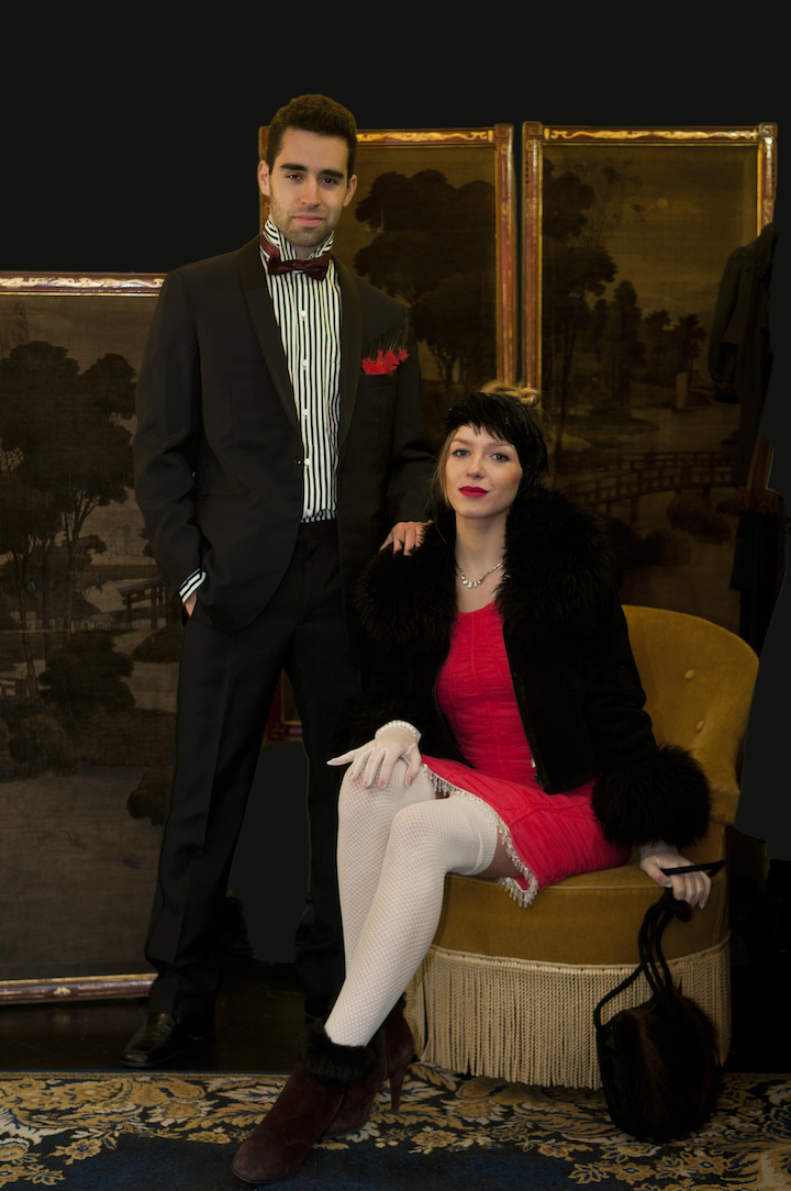 Aurore Hoste et Milaim Kas